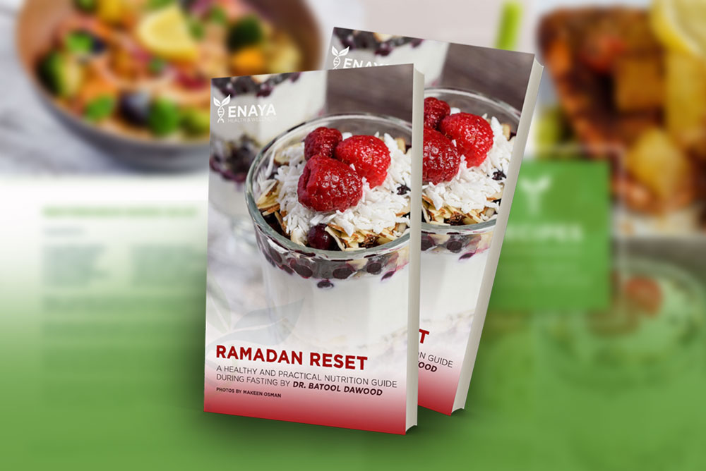 Ramadan Reset: Download your FREE E-Book!