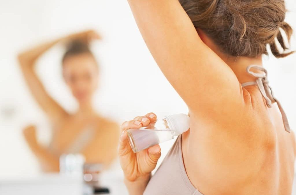 5 Toxic Ingredients in your Deodorant